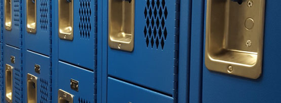 Vented Lockers